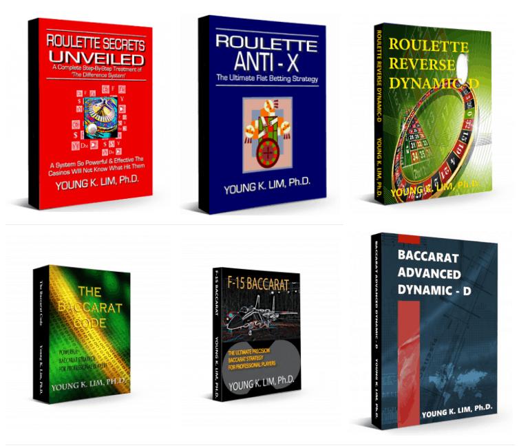 Roulette-Baccarat-books