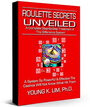 roulette strategy book